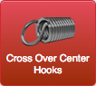 cross-over-center hooks