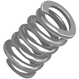 stock wire compression springs