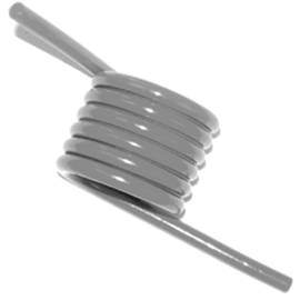 stock wire torsion springs